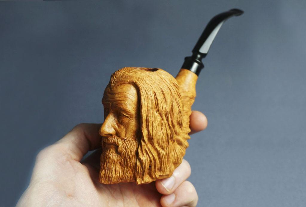 Gandalf — Smoking Pipe