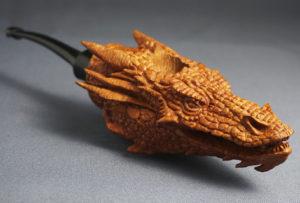 Smaug — Smoking Pipe