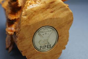 Shenron - Carved Briar Pipe