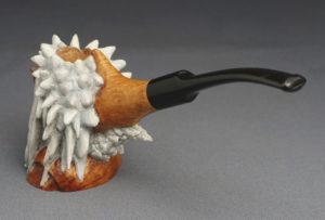 Jiraiya - Smoking Briar Pipe