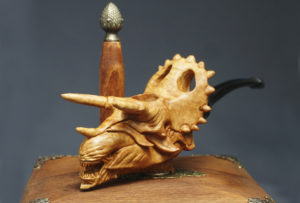 Xenotops - Smoking Briar Pipe