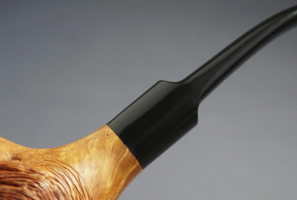 Good/Evil Wolf - Smoking Pipe