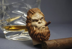 Saka Squatch Cigar Holder