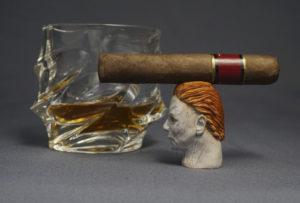 Michael Myers cigar holder